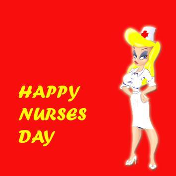 Happy Nurses Day Greeting Card apk screenshot