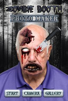 Zombie Booth Photo Maker screenshot 6