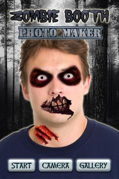 Zombie Booth Photo Maker screenshot 8