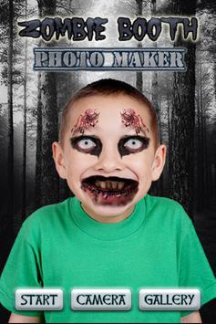 Zombie Booth Photo Maker screenshot 1