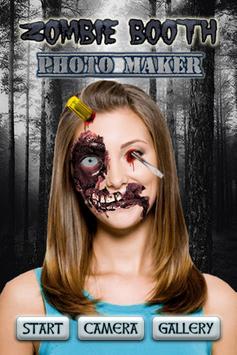 Zombie Booth Photo Maker screenshot 3