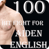 100 Hit Fight for Aiden English icon