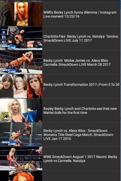 100 Hit Fight for Becky Lynch screenshot 1