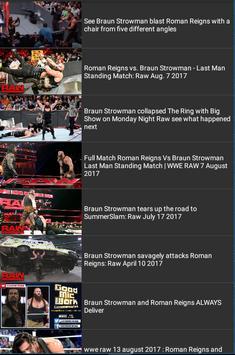 100 Hit Fight for Braun Strowman poster