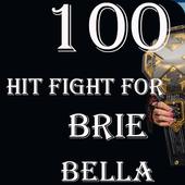 100 Hit Fight for Brie Bella icon