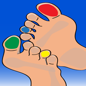 Pop My Toes icon