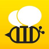 BeeTalk-icoon