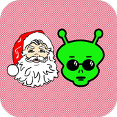 Christmas and Aliens ikona