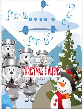 Christmas and Aliens plakat