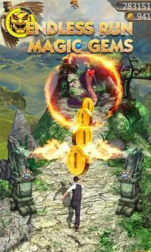 Temple Endless Run Magic Gems apk screenshot