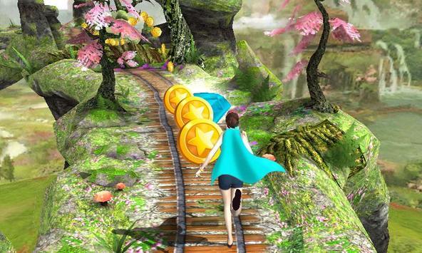Subway Run Princess poster
