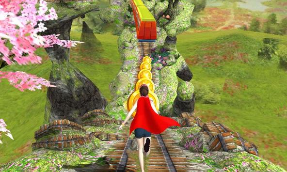 Subway Run Princess apk screenshot