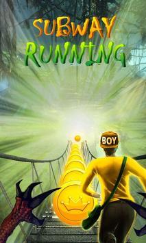 Subway Running poster