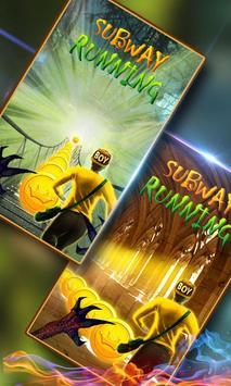 Subway Running apk screenshot