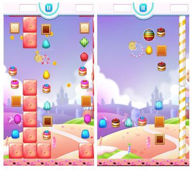Candy Jump Sweet of Happy Cute Lolly Crush Kids screenshot 3
