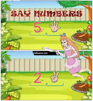 Learning Numbers Letters Animals Fruits in English APK