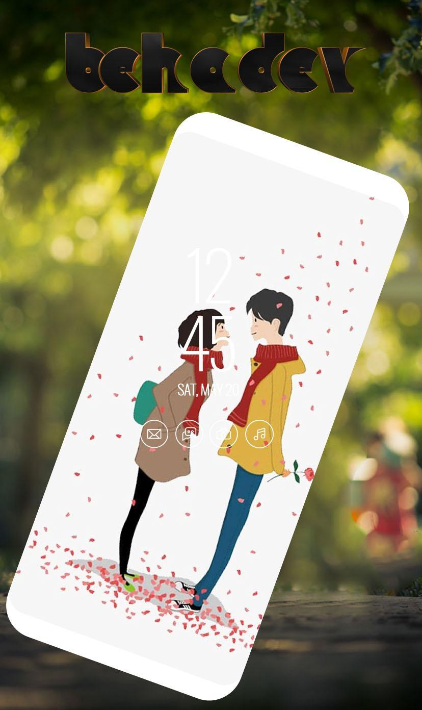 Cartoon Couple Wallpaper Hd For Android Apk Download