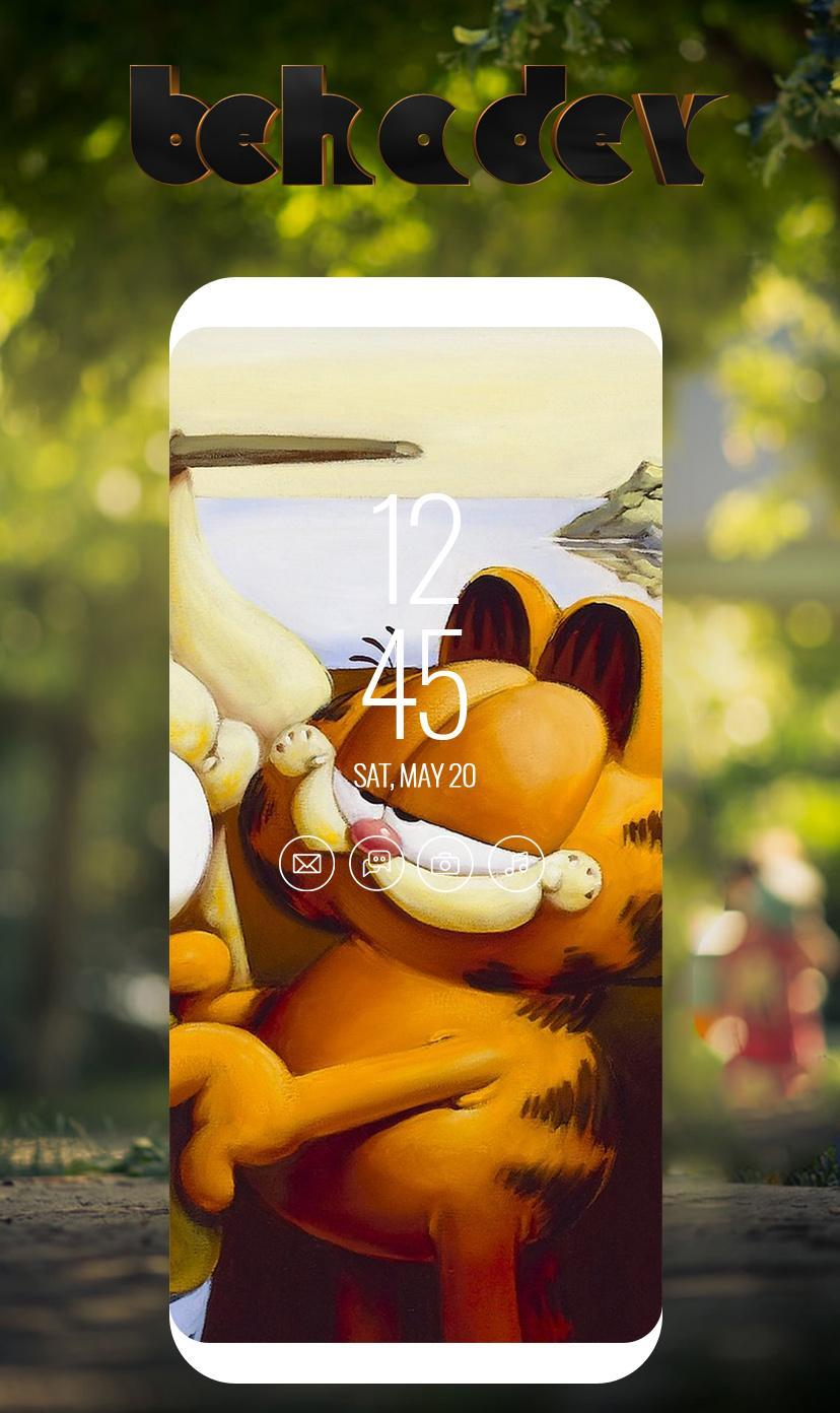 Garfield Wallpaper Hd For Android Apk Download