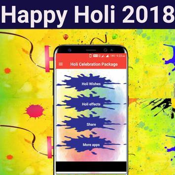 Holi Celebration Package - SMS & SHAYARI poster