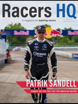 Racers HQ Magazine screenshot 10