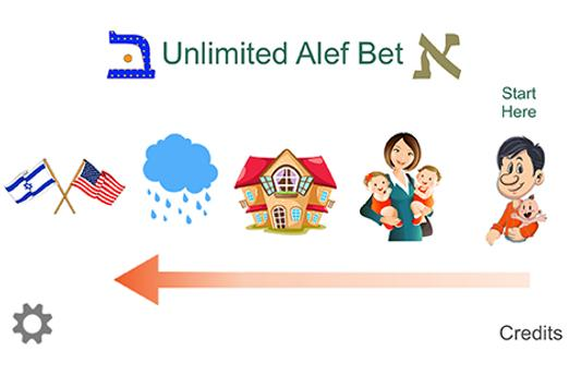Unlimited Alef Bet poster