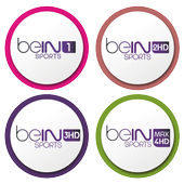 ikon Bein Sports Live Streaming HD
