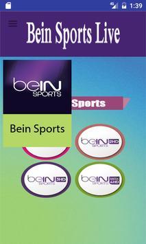 Bein Sports Live Streaming HD screenshot 2