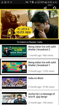 Being Indian apk screenshot