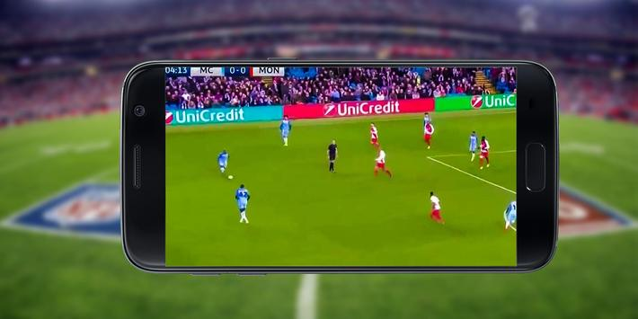 بث مباشر للمباريات simulator apk screenshot