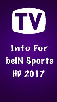 Info For TV Sat bien Sport 217 poster