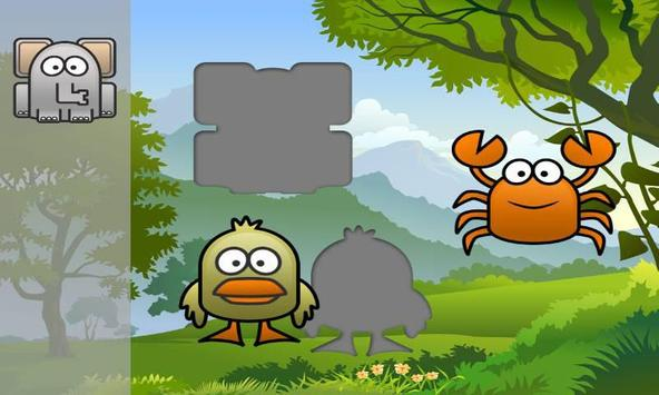 Animals Puzzle (HD) Toddlers screenshot 7