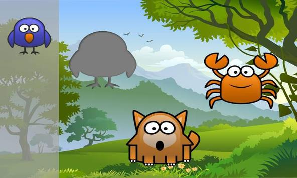 Animals Puzzle (HD) Toddlers screenshot 5