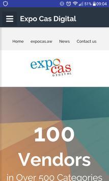 Expo Cas Digital poster