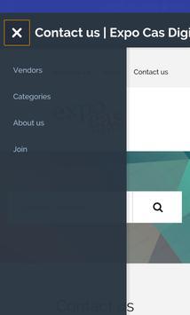 Expo Cas Digital screenshot 1