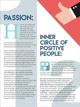 Alphapreneur Magazine apk screenshot
