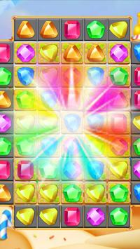 Jewel Blitz - Bejewel Classic Match 3 screenshot 2