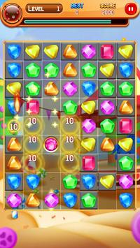 Jewel Blitz - Bejewel Classic Match 3 screenshot 4
