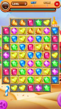 Jewel Blitz - Bejewel Classic Match 3 screenshot 5