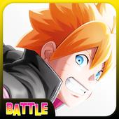 Boruto X Kids Generation Ninja Voltage icon