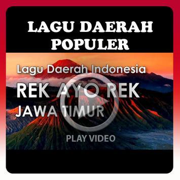 Lagu Daerah Nusantara Populer poster