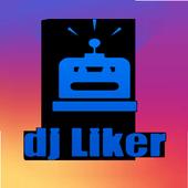 New dj Liker icon