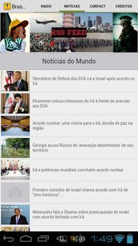Radio ao vivo Brasil screenshot 3