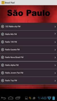 Radio ao vivo Brasil poster