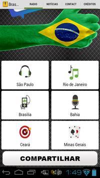 Radio ao vivo Brasil screenshot 2