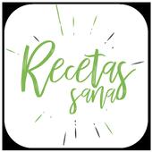 Recetas Sanas icon