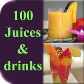 100 Juices & Drinks icon