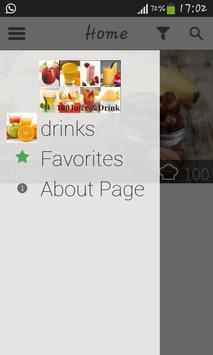100 Juices & Drinks screenshot 5