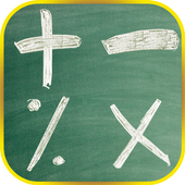 Arithmetic Math Games for kids icon