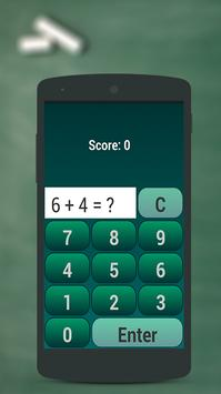Arithmetic Math Games for kids screenshot 2