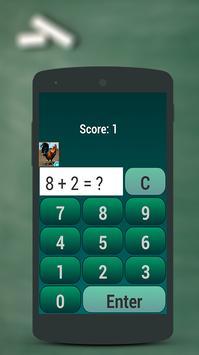 Arithmetic Math Games for kids screenshot 3
